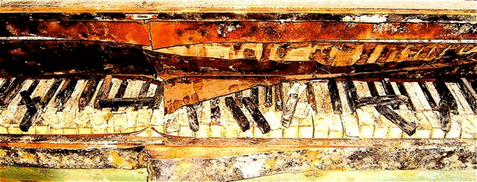 NOMRF Founders Piano